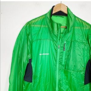 Mammut Jackets & Coats - Mammut ultra lightweight sheer windbreaker jacket